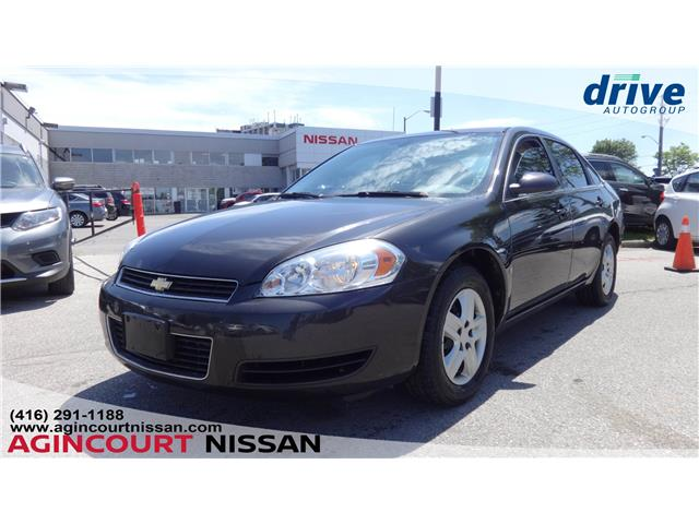 2008 Chevrolet Impala LS (Stk: KC792931A) in Scarborough - Image 1 of 12