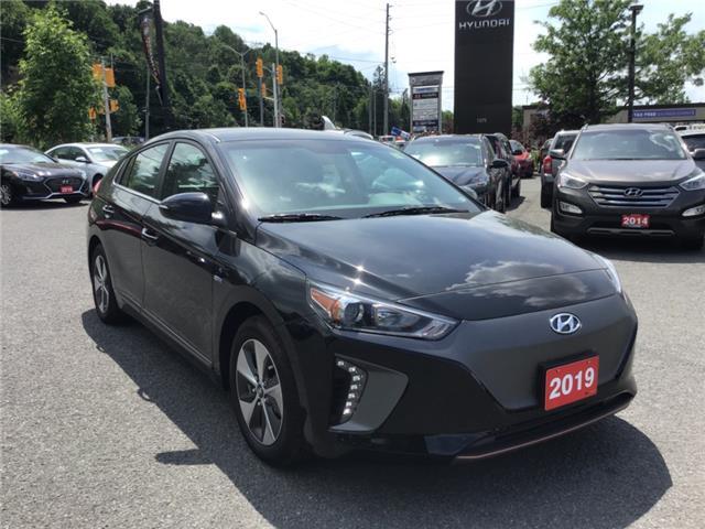 2019 Hyundai Ioniq EV Preferred (Stk: R95015) in Ottawa - Image 1 of 11