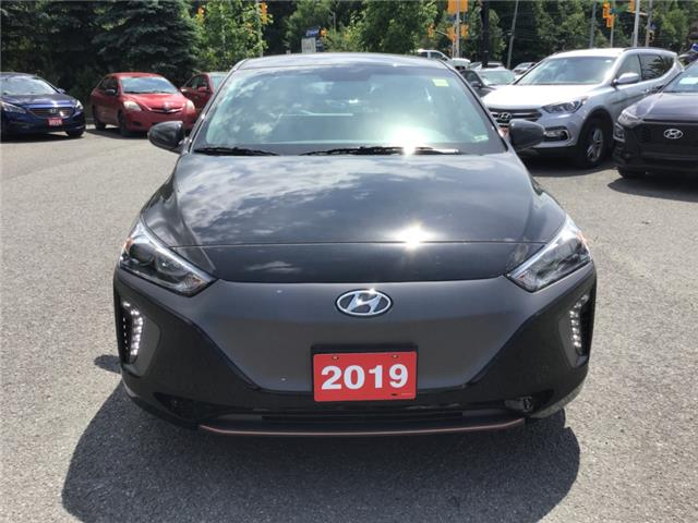 2019 Hyundai Ioniq EV Preferred (Stk: R95015) in Ottawa - Image 2 of 11