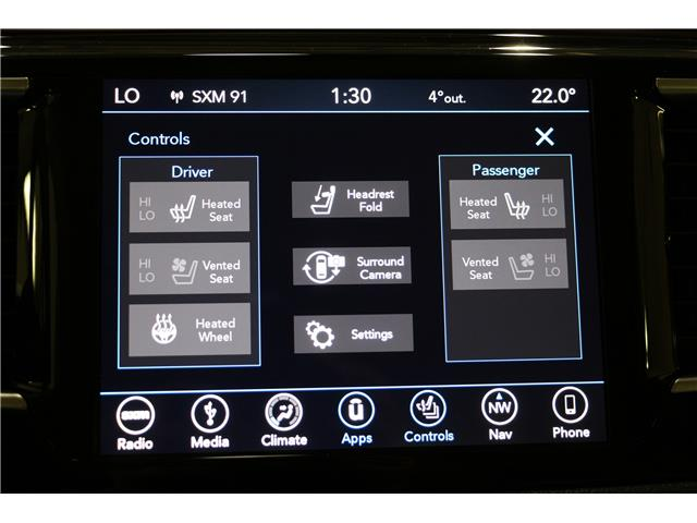 2019 Chrysler Pacifica Limited (Stk: KT075) in Rocky Mountain House - Image 22 of 30