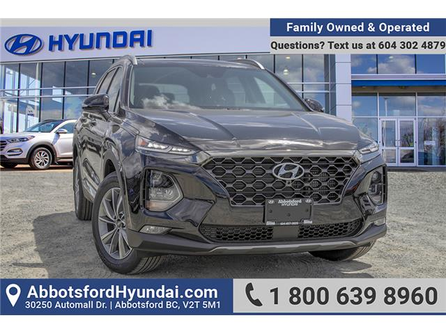 2019 Hyundai Santa Fe Ultimate 2.0 (Stk: KF121685) in Abbotsford - Image 1 of 27