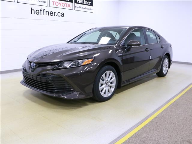 2019 Toyota Camry Hybrid LE (Stk: 191027) in Kitchener - Image 1 of 3