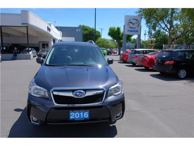 2016 Subaru Forester 2.0XT Touring (Stk: 7925A) in Victoria - Image 2 of 22