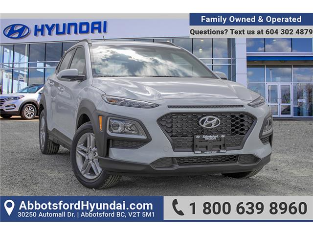 2019 Hyundai Kona 2.0L Essential (Stk: KK372757) in Abbotsford - Image 1 of 25