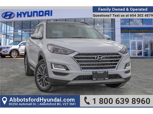 2019 Hyundai Tucson Luxury (Stk: KT021528) in Abbotsford - Image 1 of 27