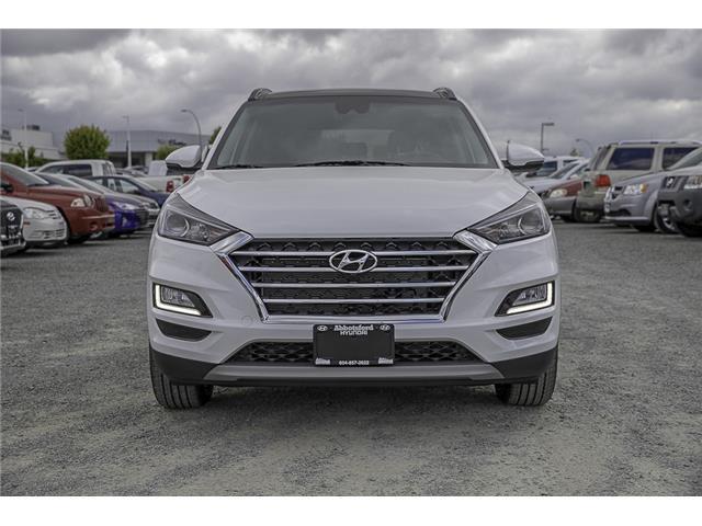 2019 Hyundai Tucson Luxury (Stk: KT021528) in Abbotsford - Image 2 of 27