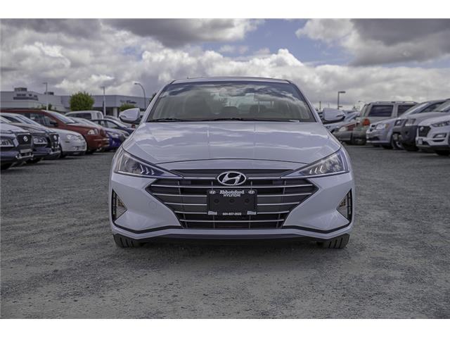 2020 Hyundai Elantra Preferred w/Sun & Safety Package (Stk: LE923980) in Abbotsford - Image 2 of 27
