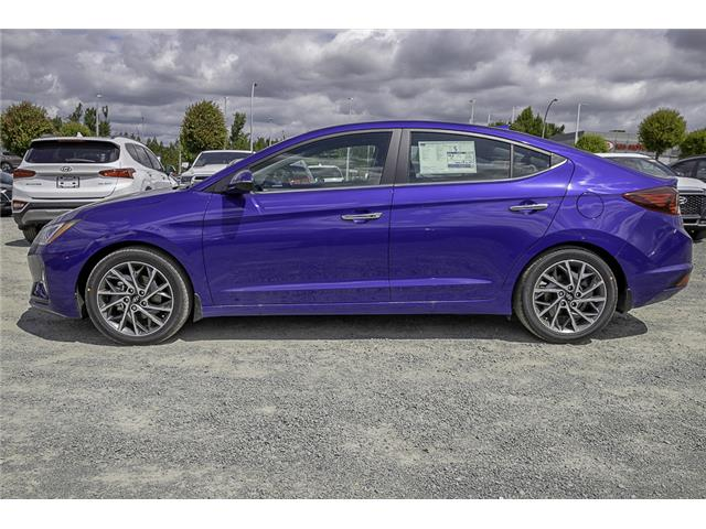 2020 Hyundai Elantra Ultimate (Stk: LE909347) in Abbotsford - Image 4 of 27