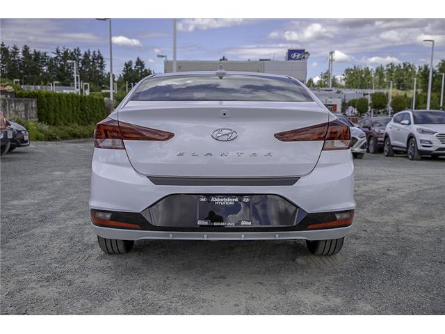 2020 Hyundai Elantra Preferred w/Sun & Safety Package (Stk: LE923980) in Abbotsford - Image 6 of 27