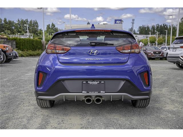 2020 Hyundai Veloster Turbo (Stk: LO021717) in Abbotsford - Image 6 of 28