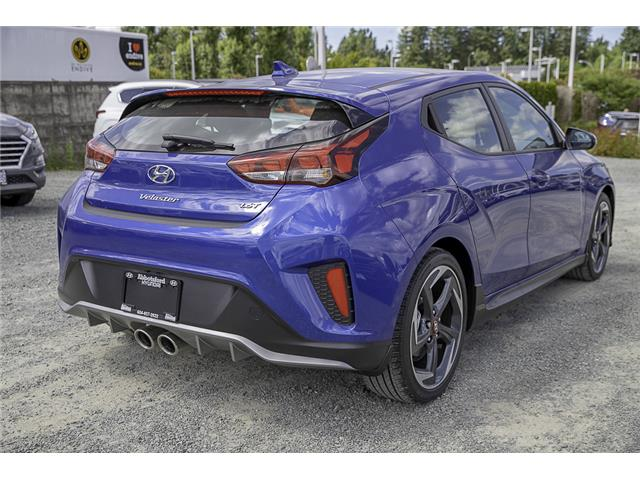 2020 Hyundai Veloster Turbo (Stk: LO021717) in Abbotsford - Image 7 of 28