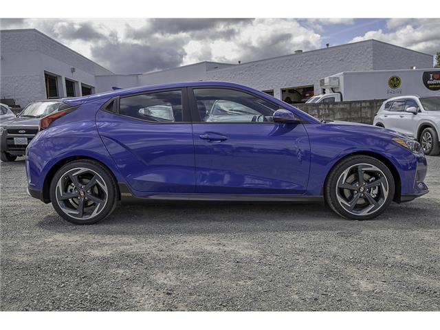 2020 Hyundai Veloster Turbo (Stk: LO021717) in Abbotsford - Image 8 of 28