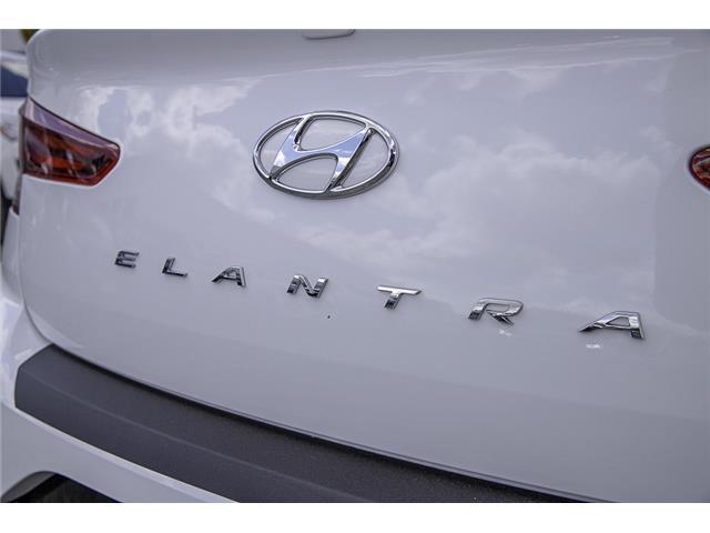 2020 Hyundai Elantra Preferred w/Sun & Safety Package (Stk: LE923980) in Abbotsford - Image 10 of 27