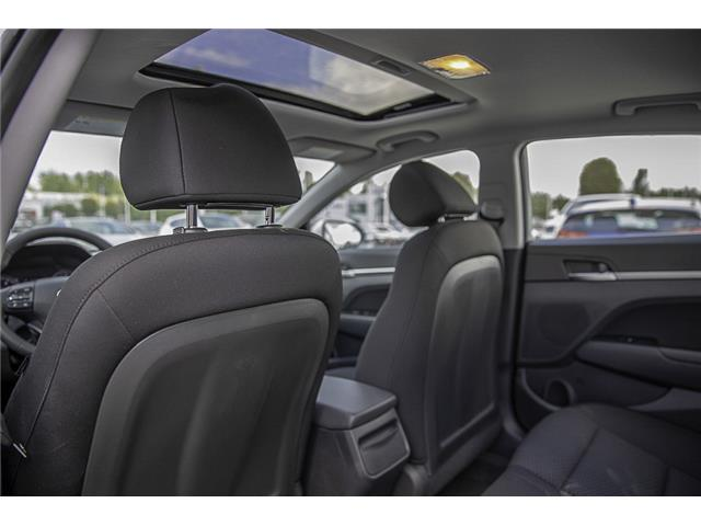 2020 Hyundai Elantra Preferred w/Sun & Safety Package (Stk: LE923980) in Abbotsford - Image 13 of 27