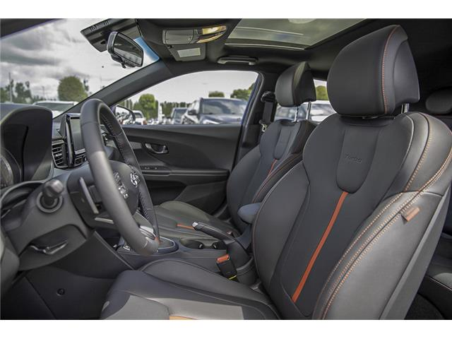 2020 Hyundai Veloster Turbo (Stk: LO021717) in Abbotsford - Image 12 of 28