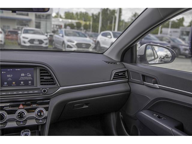 2020 Hyundai Elantra Preferred w/Sun & Safety Package (Stk: LE923980) in Abbotsford - Image 17 of 27
