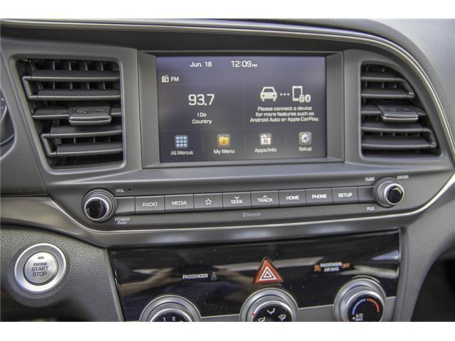 2020 Hyundai Elantra Preferred w/Sun & Safety Package (Stk: LE923980) in Abbotsford - Image 21 of 27