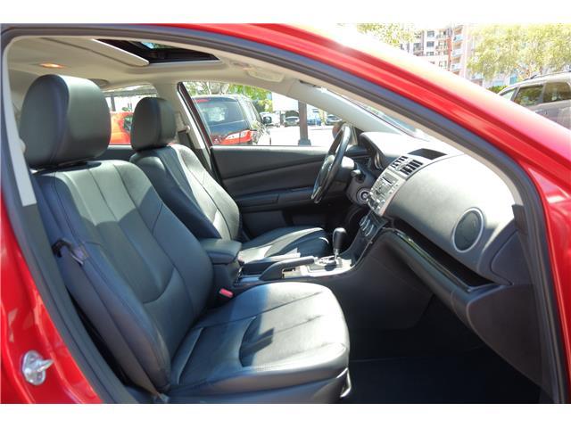 2013 Mazda MAZDA6 GT-I4 (Stk: 7924A) in Victoria - Image 17 of 22
