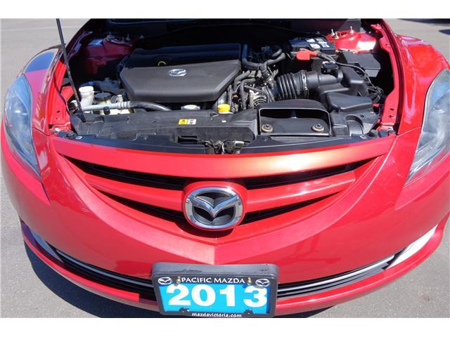 2013 Mazda MAZDA6 GT-I4 (Stk: 7924A) in Victoria - Image 21 of 22