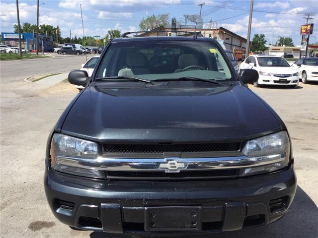 2006 Chevrolet TrailBlazer LS (Stk: ) in Winnipeg - Image 1 of 15