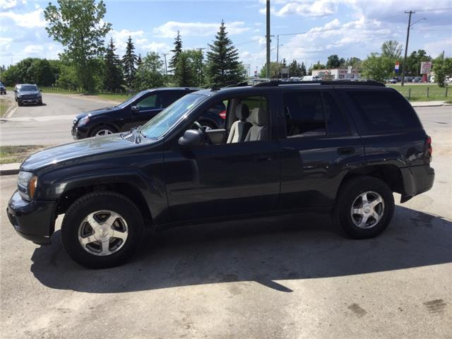 2006 Chevrolet TrailBlazer LS (Stk: ) in Winnipeg - Image 2 of 15