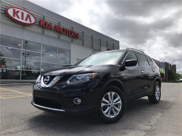 2016 Nissan Rogue SV (Stk: KP0308) in Calgary - Image 1 of 22