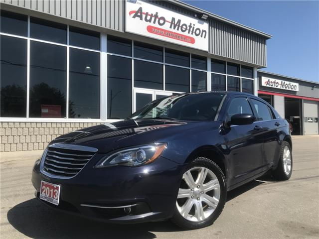 2013 Chrysler 200 Touring (Stk: 19662) in Chatham - Image 1 of 17
