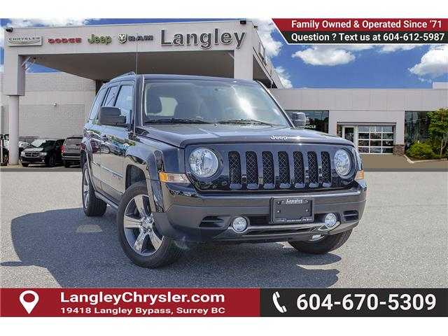 2017 Jeep Patriot 24G High Altitude Edition (Stk: K432995B) in Surrey - Image 1 of 22