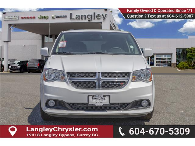 2018 Dodge Grand Caravan Crew (Stk: J314039) in Surrey - Image 2 of 24