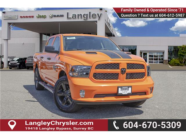 2019 RAM 1500 Classic ST (Stk: K611125) in Surrey - Image 1 of 26