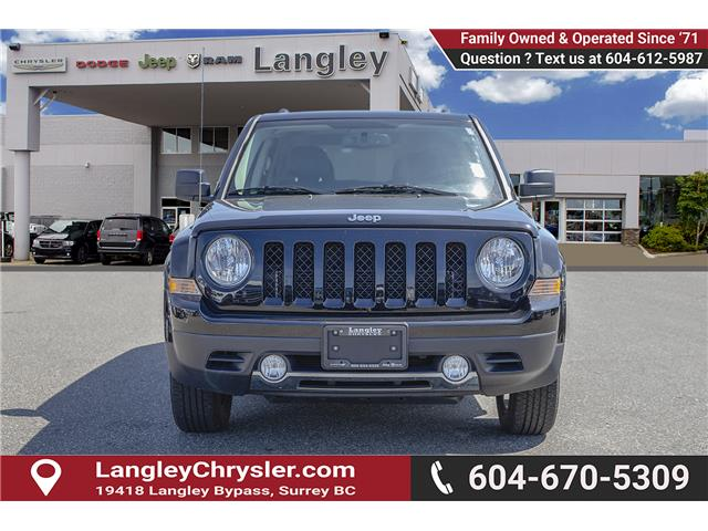 2017 Jeep Patriot 24G High Altitude Edition (Stk: K432995B) in Surrey - Image 2 of 22