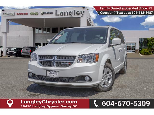 2018 Dodge Grand Caravan Crew (Stk: J314039) in Surrey - Image 3 of 24