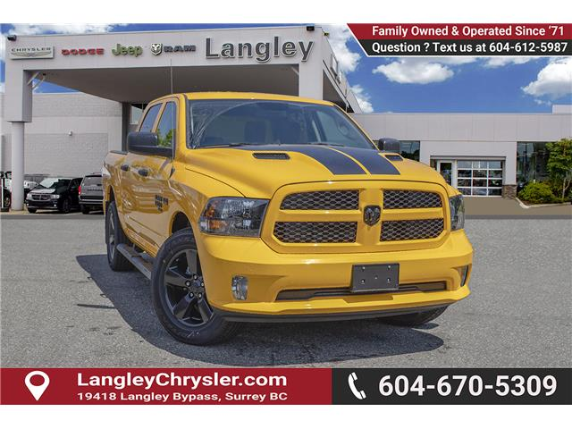2019 RAM 1500 Classic ST (Stk: K651203) in Surrey - Image 1 of 27