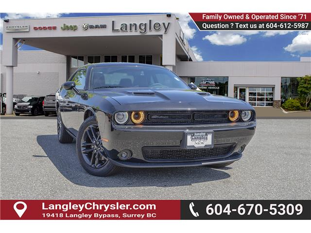 2019 Dodge Challenger SXT (Stk: K650097) in Surrey - Image 1 of 21