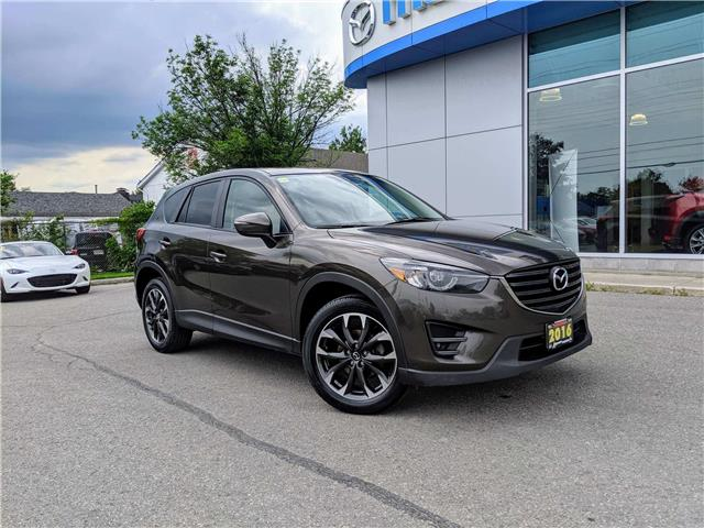 2016 Mazda CX-5 GT (Stk: 1568) in Peterborough - Image 1 of 23