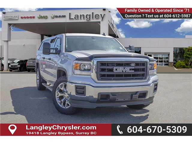 2015 GMC Sierra 1500 Base (Stk: K700255A) in Surrey - Image 1 of 24