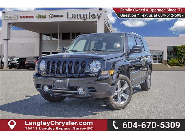 2017 Jeep Patriot 24G High Altitude Edition (Stk: K432995B) in Surrey - Image 3 of 22