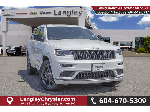 2019 Jeep Grand Cherokee Limited (Stk: K774472) in Surrey - Image 1 of 25