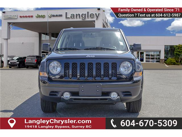 2017 Jeep Patriot Sport/North (Stk: K660388A) in Surrey - Image 2 of 23
