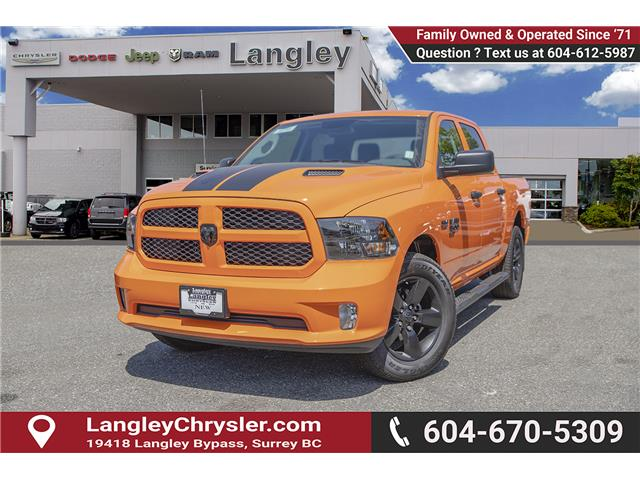 2019 RAM 1500 Classic ST (Stk: K611125) in Surrey - Image 3 of 26