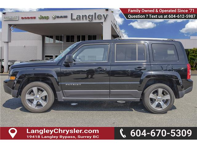 2017 Jeep Patriot 24G High Altitude Edition (Stk: K432995B) in Surrey - Image 4 of 22