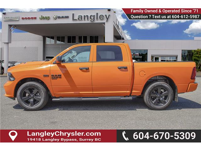2019 RAM 1500 Classic ST (Stk: K611125) in Surrey - Image 4 of 26