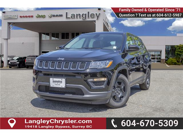 2019 Jeep Compass Sport (Stk: K749242) in Surrey - Image 3 of 26