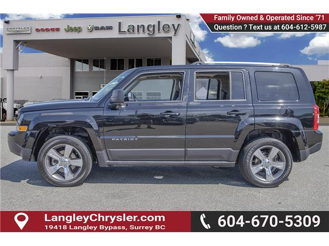2017 Jeep Patriot Sport/North (Stk: K660388A) in Surrey - Image 4 of 23