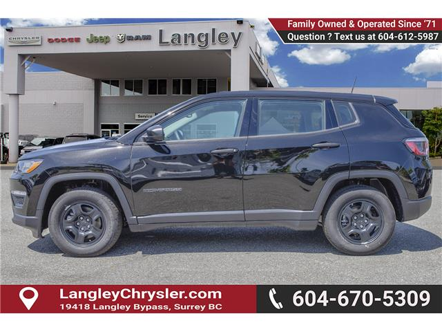 2019 Jeep Compass Sport (Stk: K749242) in Surrey - Image 4 of 26