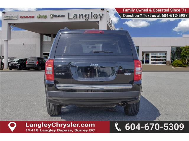 2017 Jeep Patriot Sport/North (Stk: K660388A) in Surrey - Image 5 of 23