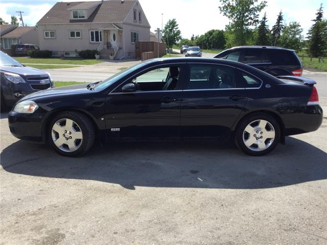 2006 Chevrolet Impala SS (Stk: ) in Winnipeg - Image 2 of 14