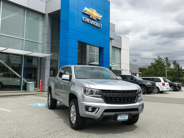 2018 Chevrolet Colorado LT (Stk: 9CL51501) in North Vancouver - Image 2 of 28