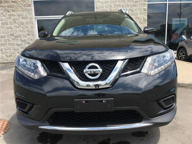 2016 Nissan Rogue S FWD BACK UP CAMERA, BLUETOOTH, ABS, ROOF RAILS,  (Stk: 44600A) in Brampton - Image 5 of 26