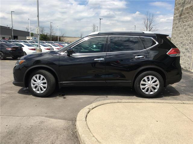 2016 Nissan Rogue S FWD BACK UP CAMERA, BLUETOOTH, ABS, ROOF RAILS,  (Stk: 44600A) in Brampton - Image 7 of 26